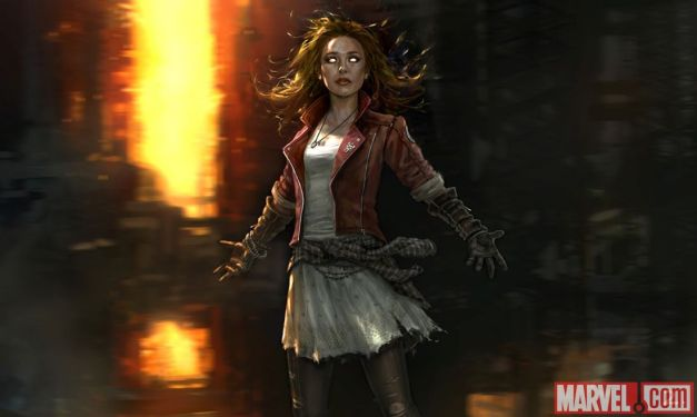 MCU Update: Avengers 2 Set Photos - Scarlet Witch, Quicksilver and Ultron!