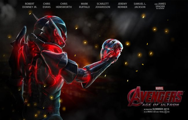 'Avengers: Age of Ultron' Update - New Info on Ultron, Costumes, Weapons & More!