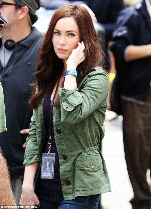 tmnt movie 2014 megan fox