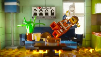 """Everything is Awesome"" from 'The Lego Movie' for Best Original Song"