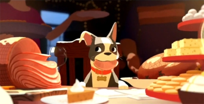 'Feast' for Best Animated Short Film