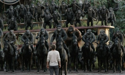 'Dawn of the Planet of the Apes' for Best Visual Effects