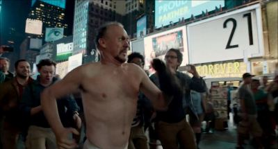 Michael Keaton in 'Birdman' for Best Actor in a Leading Role