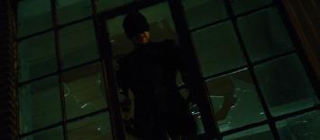 Murdock in his prototype suit