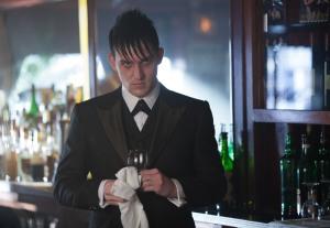 Robin Taylor as Oswald Cobblepot/Penguin