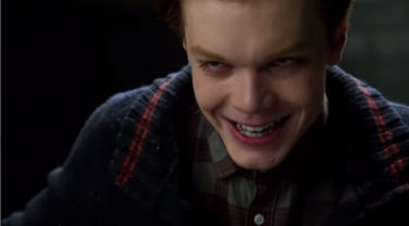 Cameron Monaghan as The Joker Jerome.