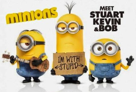 Minions-movie-poster