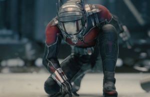 """""""I am humbled to have received a sequel. I won't let you down!"""" - Ant-Man to the Marvel Gods."""