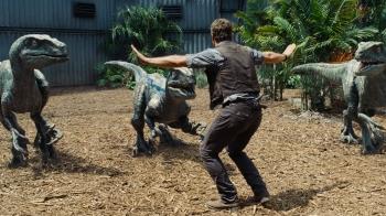 Chris Pratt, Lord of the Raptors