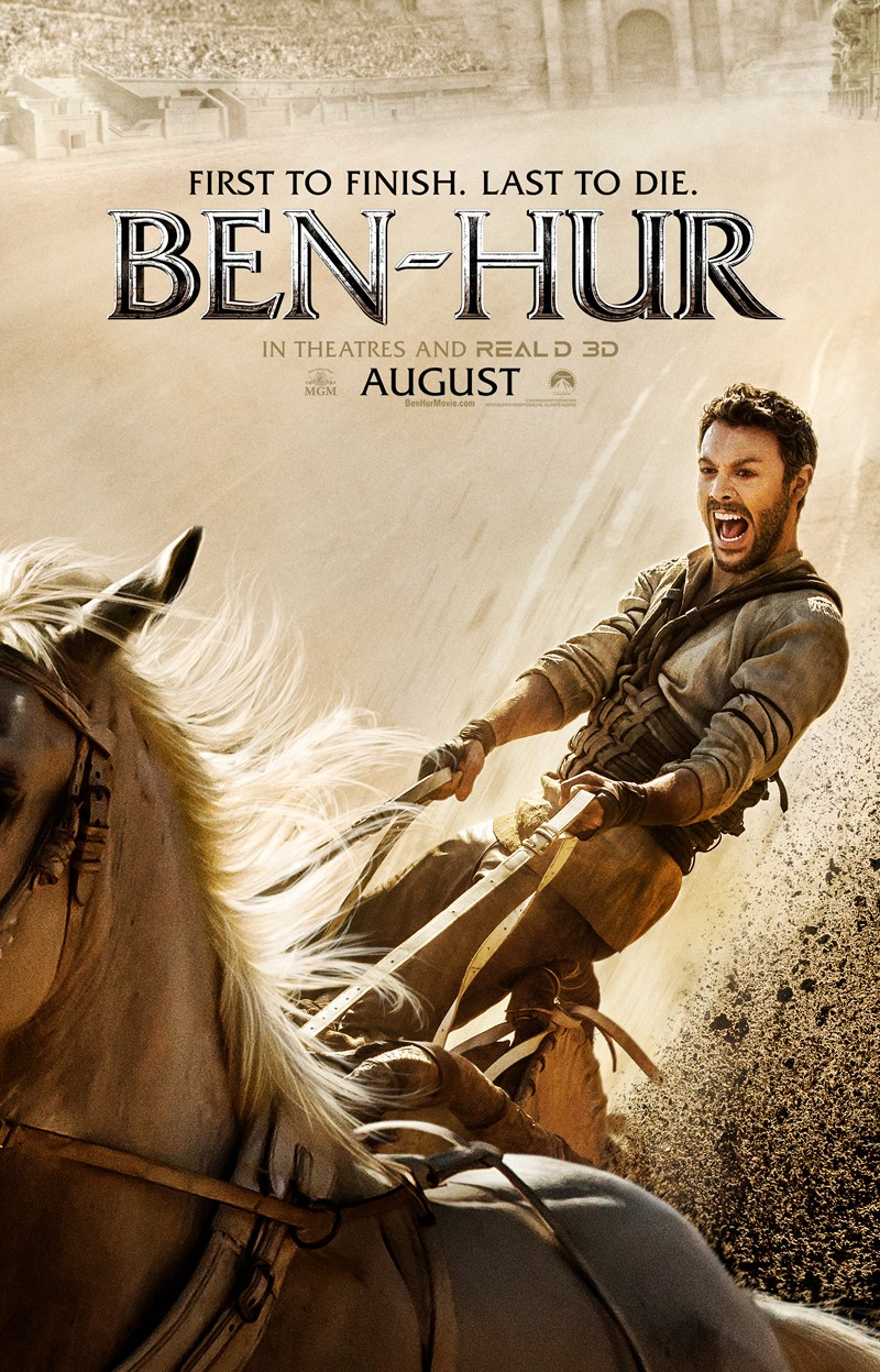 Movie Review: Ben-Hur [2016]